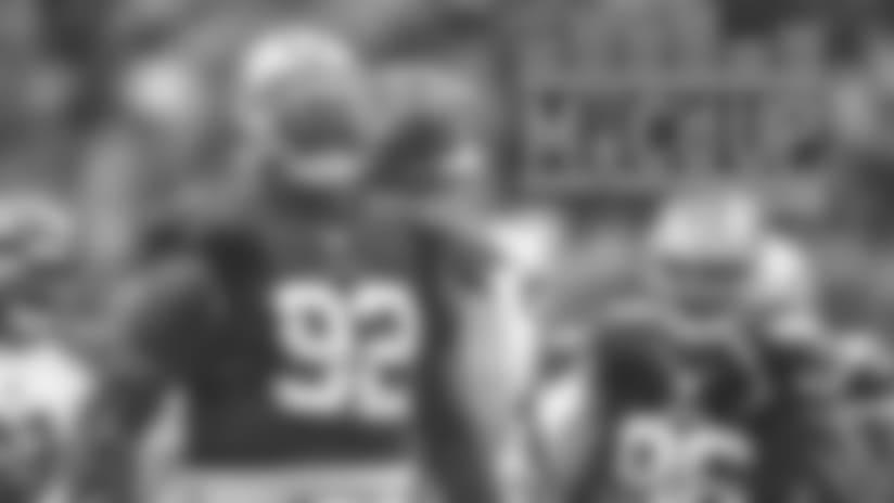 Mic'd Up: Quinton Dial vs. Cincinnati Bengals