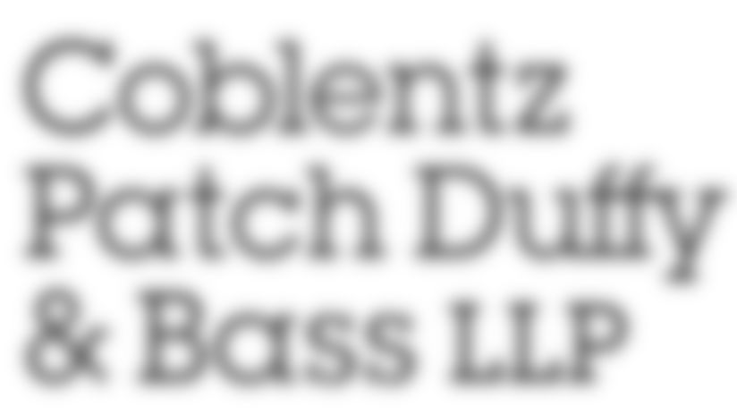 Coblentz Patch Duffy & Bass LLP