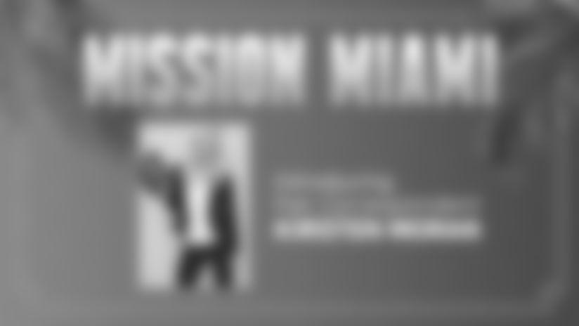 Mission Miami: Introducing Kirsten Moran