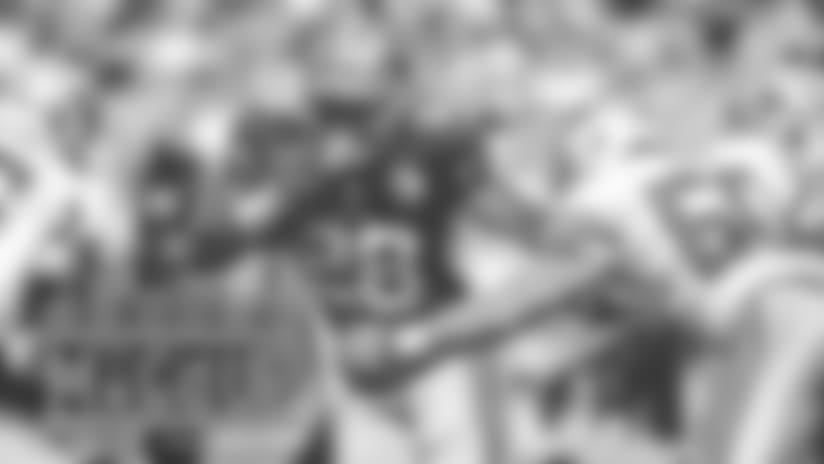Mic'd Up: Carlos Hyde vs. Dallas Cowboys