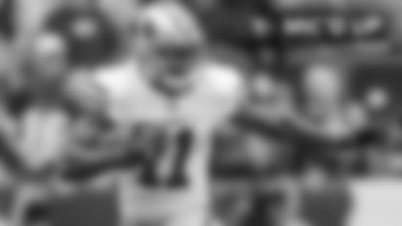 Mic'd Up: Marquise Goodwin vs. Washington Redskins