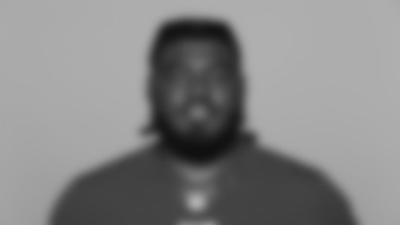 This is a 2021 photo of Jaylon Moore of the San Francisco 49ers NFL football team. This image reflects the 49ers active roster as of Day, May 12, 2021 when this image was taken. (AP Photo)