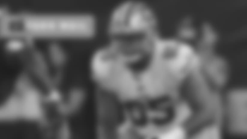 2018 San Francisco 49ers Season:San Francisco 49ers vs Houston TexansSaturday, August 18, 2018Houston, TexasPlayer (##) during preseason NFL football game(49ers Photo)