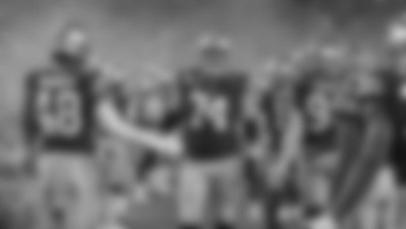 Joe Staley Reflects on His NFL Career