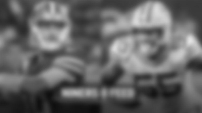 5 Key Matchups: 49ers vs. Packers on 'Sunday Night Football'