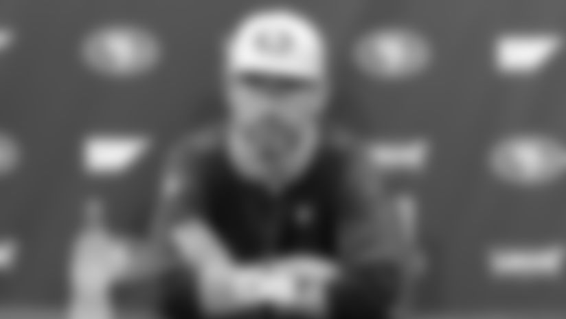 Kyle Shanahan Shares Injury Updates Heading into Week 1