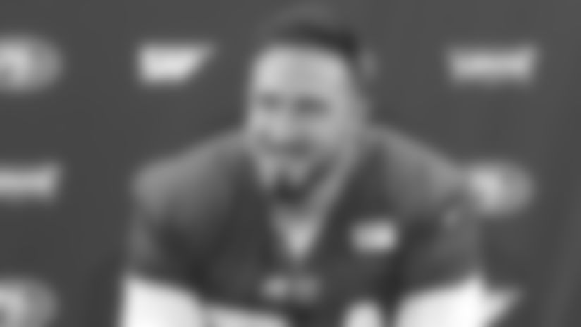 Joe Staley Shares Excitement for Playoff Return