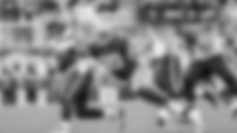 Mic'd Up: DeForest Buckner vs. Seattle Seahawks