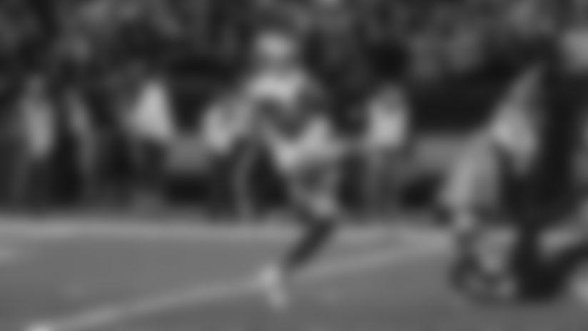 Emmanuel Sanders Breaks Free for 75-yard Touchdown