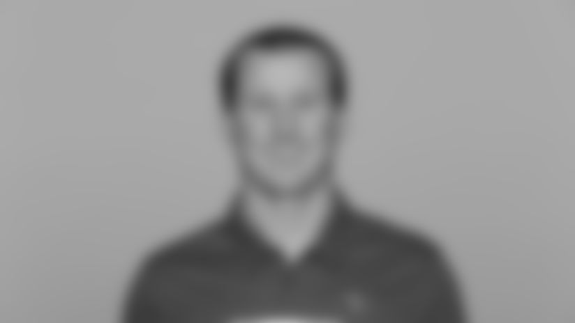 This is a 2021 photo of Bobby Slowik of the San Francisco 49ers NFL football team. This image reflects the 2021 active roster as of Monday, February 23, 2021 when this image was taken. (AP Photo)