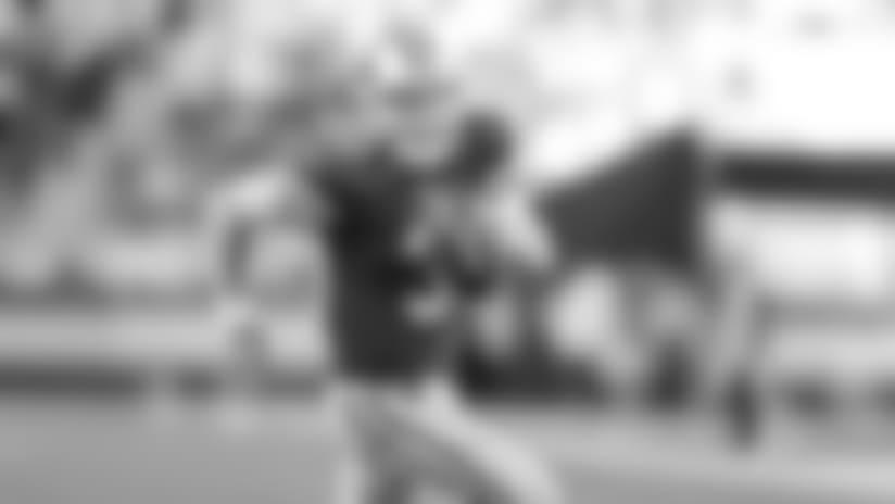 Intel True View: C.J. Beathard's 1-yard Touchdown vs. Cardinals