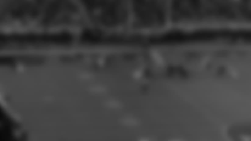 Intel Replay: Jeremy Kerley TD Catch vs. Cardinals
