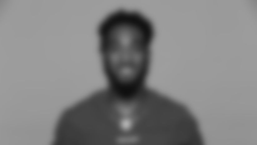 This is a 2017 photo of Dontae Johnson of the San Francisco 49ers NFL football team. This image reflects the 2017 active roster as of Thursday, May 4, 2017 when this image was taken. (AP Photo)