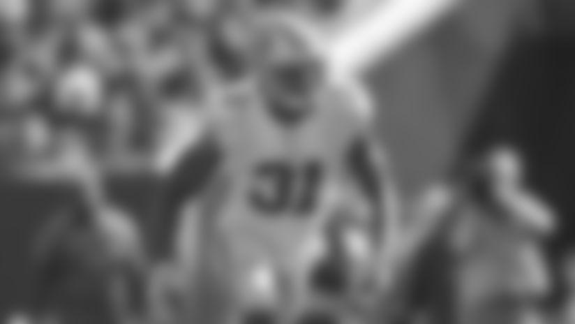 Raheem Mostert, Jordan Matthews Active Ahead of Week 7 vs. Redskins