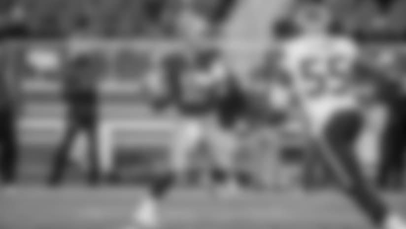 Intel True View: Jimmy Garoppolo's 10-yard Touchdown Pass vs. Seahawks