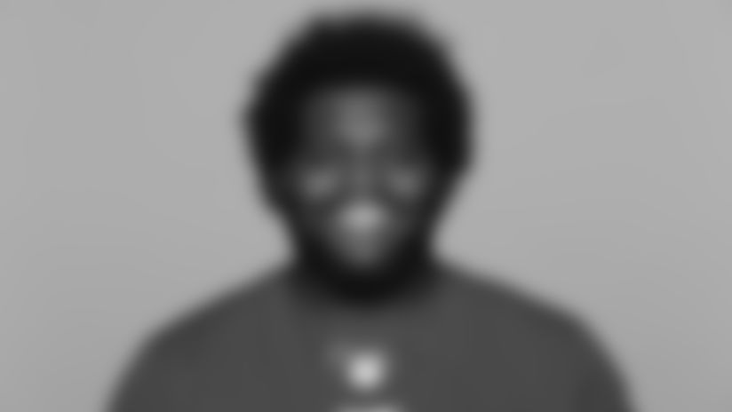 This is a 2022 photo of Zach Kerr of the San Francisco 49ers NFL football team. This image reflects the 49ers active roster as of Day, May 24, 2021 when this image was taken. (AP Photo)