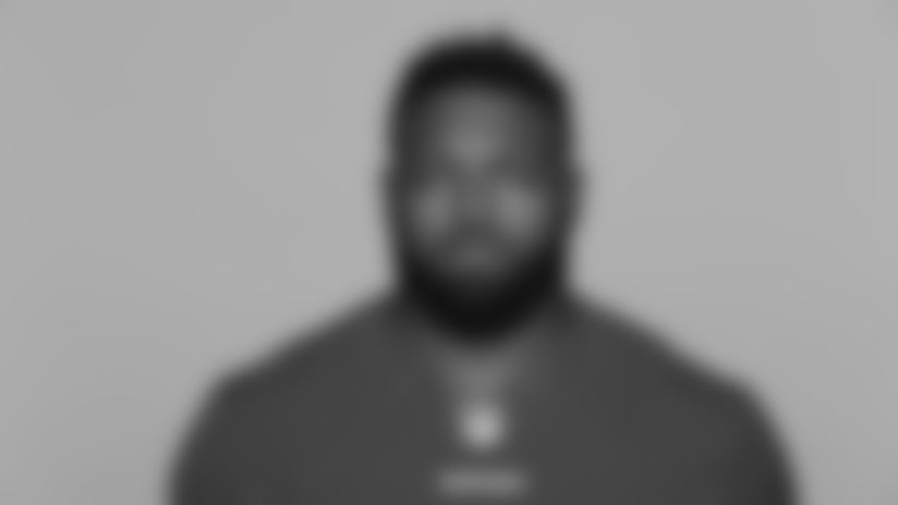This is a 2021 photo of Maurice Hurst of the San Francisco 49ers NFL football team. This image reflects the 49ers active roster as of Day, May 20, 2021 when this image was taken. (AP Photo)