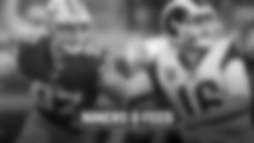 Five Key Matchups: 49ers vs. Rams in the Levi's® Stadium Regular Season Finale