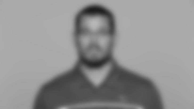 This is a 2021 photo of Kris Kocurek of the San Francisco 49ers NFL football team. This image reflects the 2021 active roster as of Monday, February 22, 2021 when this image was taken. (AP Photo)