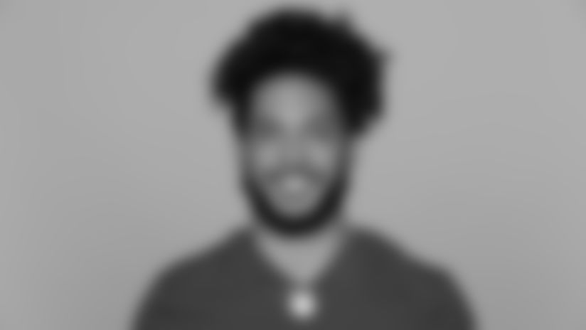This is a 2021 photo of Talanoa Hufanga of the San Francisco 49ers NFL football team. This image reflects the 49ers active roster as of Day, May 12, 2021 when this image was taken. (AP Photo)