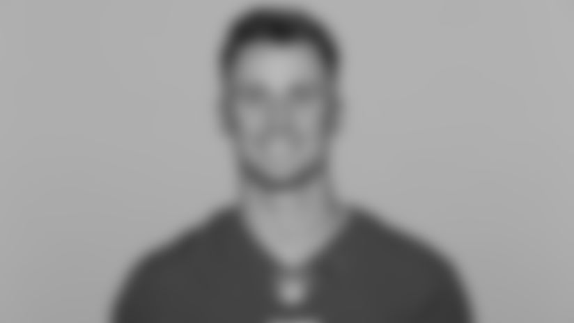 This is a 2022 photo of River Cracraft of the San Francisco 49ers NFL football team. This image reflects the 49ers active roster as of Day, May 24, 2021 when this image was taken. (AP Photo)