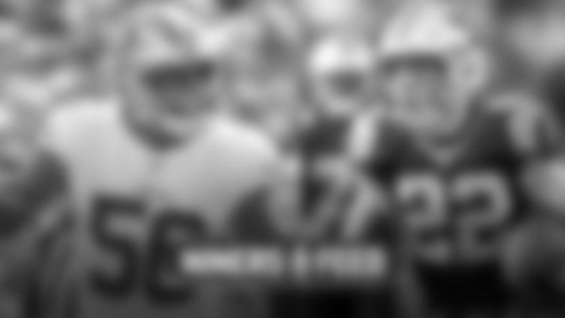 Five Key Matchups: 49ers vs. Panthers