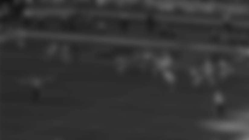 Intel True View: C.J. Beathard's 4-yard Touchdown vs. Cowboys