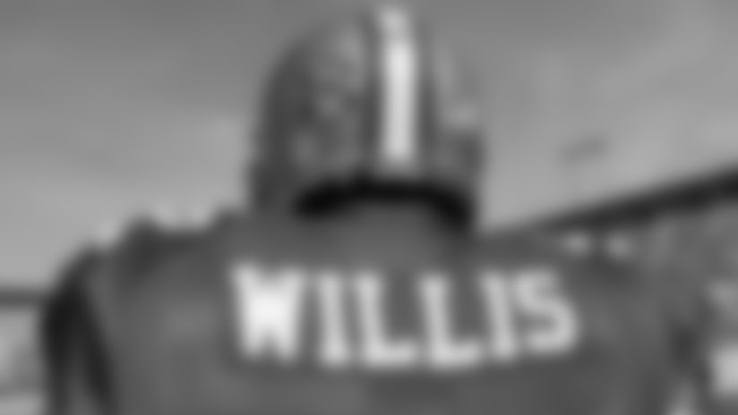 Baldy's Breakdowns: A Look at Patrick Willis' Storied Career