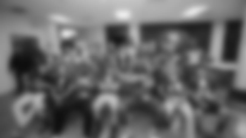 2016 Rookie Class Mentors High School Players
