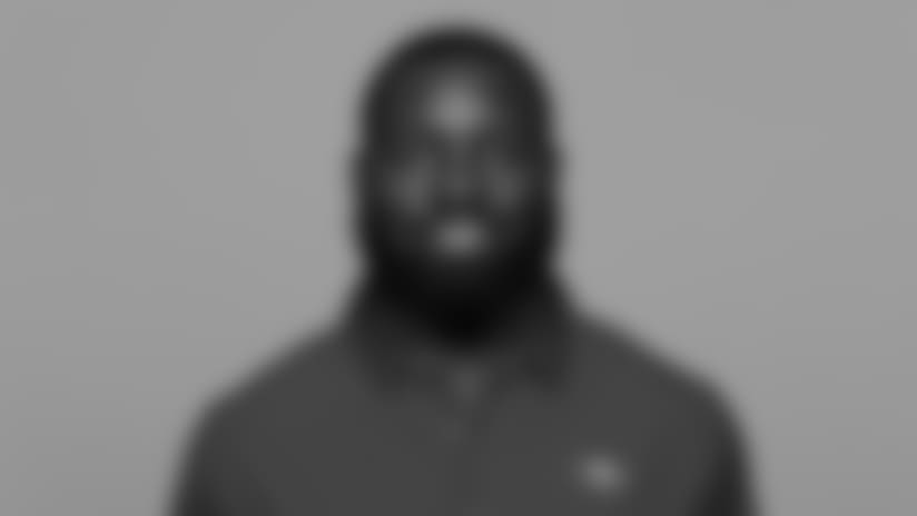This is a 2017 photo of Marquis Johnson of the San Francisco 49ers NFL football team. This image reflects the 2017 active roster as of Monday, March 13, 2017 when this image was taken. (AP Photo)