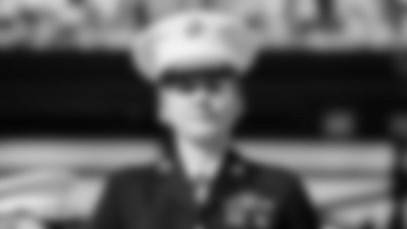 Virtual National Anthem: United States Marine Corps Captain Skye Martin