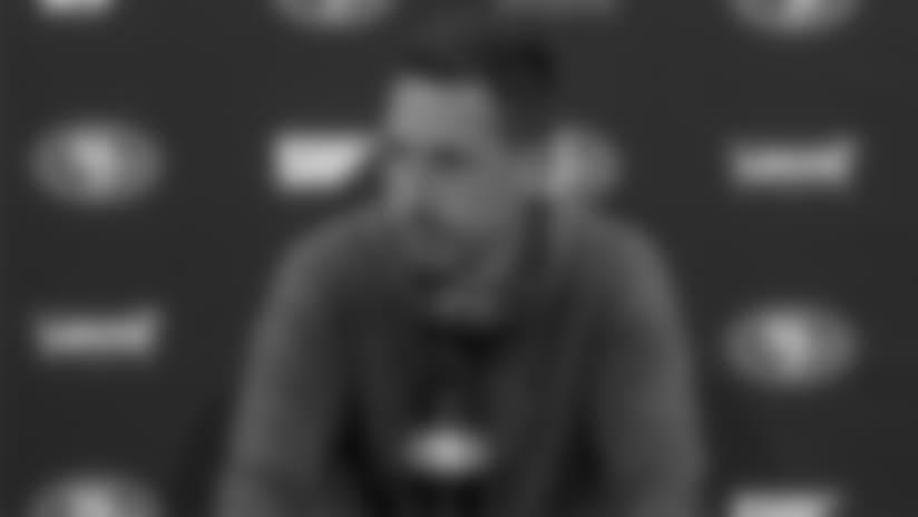 Kyle Shanahan Offers Final Recap of Week 1