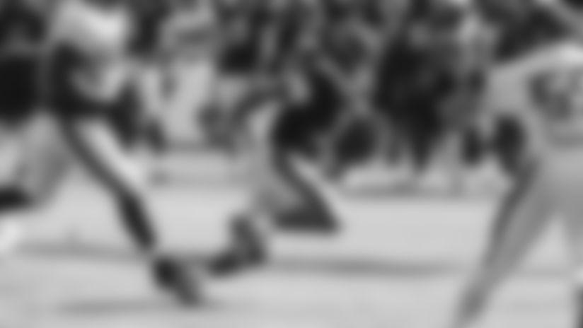 Highlights: Bears Training Camp, Mack interception