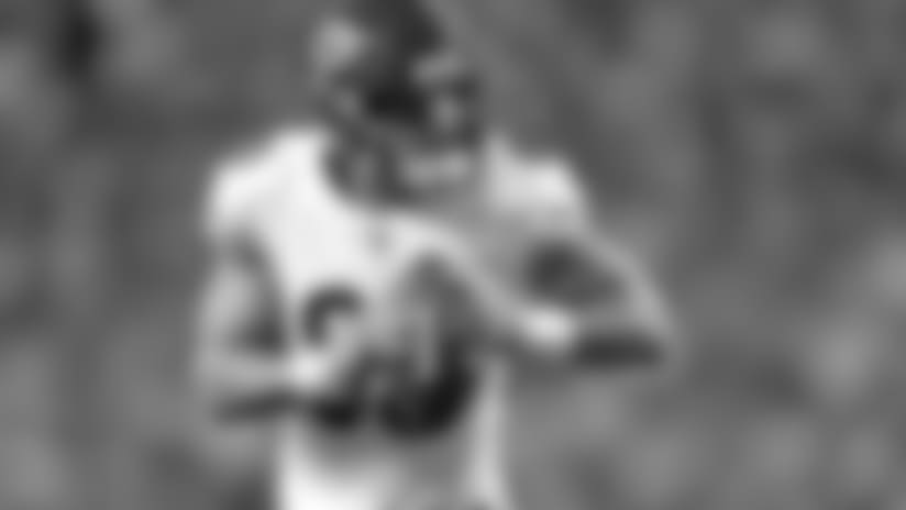 Mitchell Trubisky finds Trey Burton for 7-yard TD
