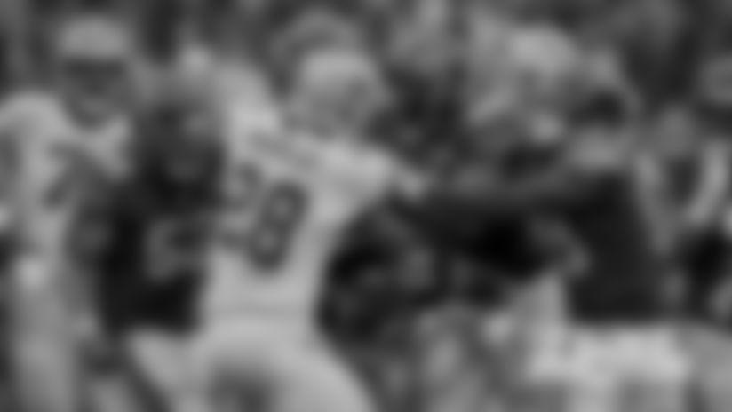 Prime Photos: Bears vs. Saints 10.20.19