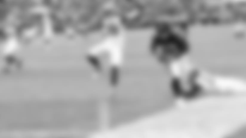 Trubisky hits Cohen for 35-yard gain
