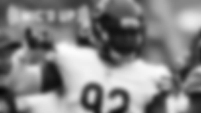 Mic'd Up: Pernell McPhee
