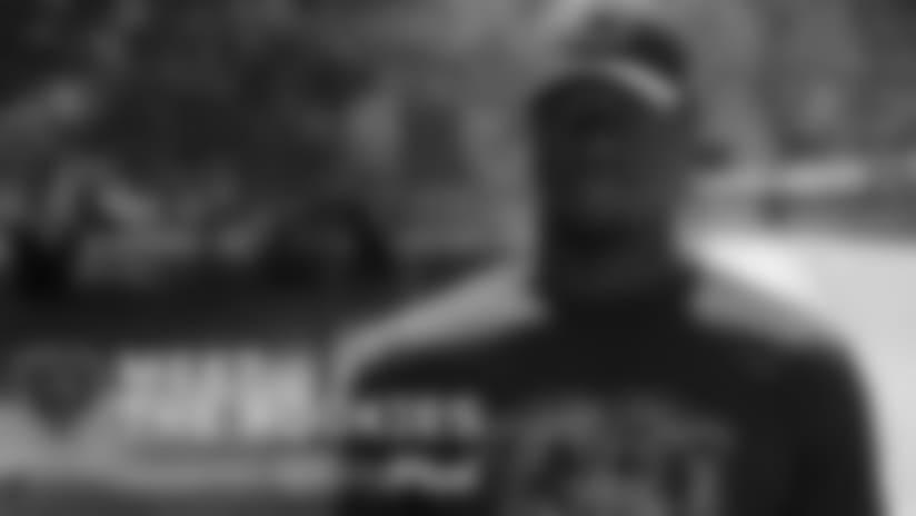 Meet the Rookies: Jordan Howard