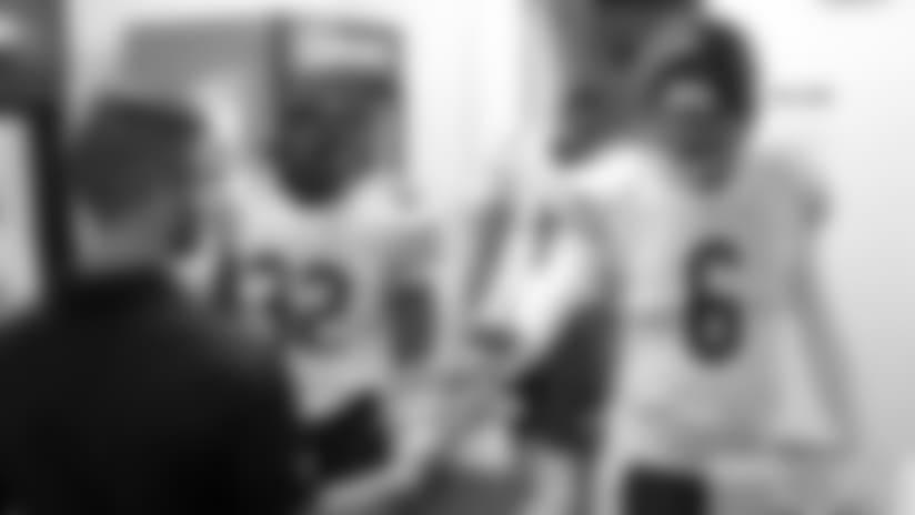 QB Jay Cutler, RB Senorise Perry