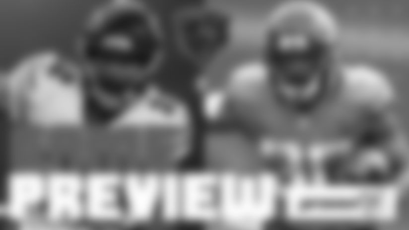 Chicago Bears analysts Jeff Joniak and Tom Thayer preview the Bears' upcoming Week 16 matchup with James Robinson and the Jacksonville Jaguars.