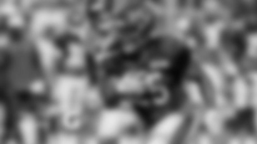 RB Mike Davis