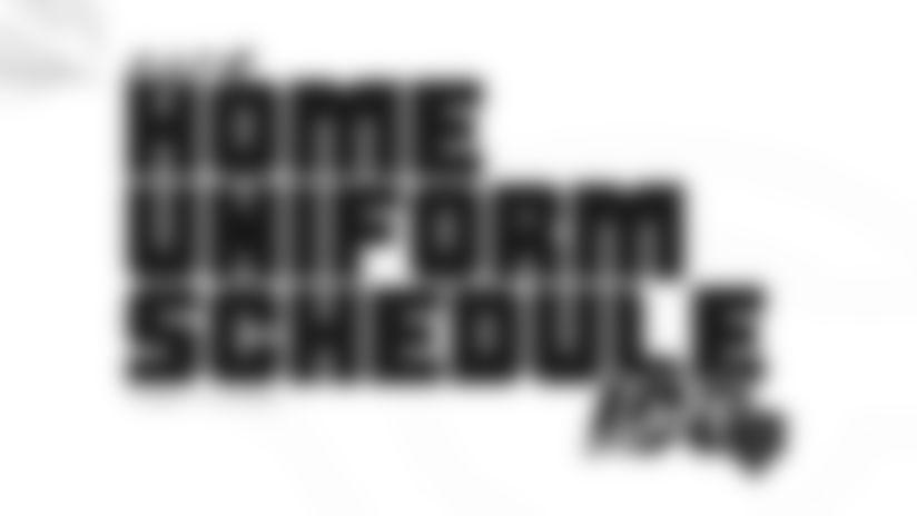 2019 Bears uniform schedule