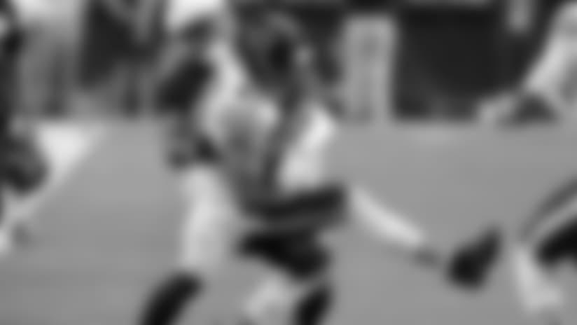 Bryce Callahan intercepts Josh Rosen