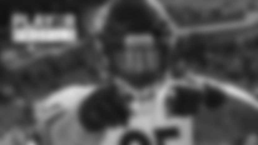 Player Profile: Roy Robertson-Harris