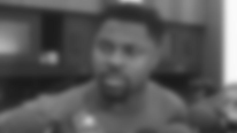 Mack: I like to make an impact on the game