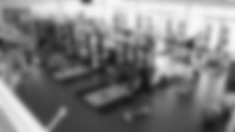 Confidential: Weight Room Feature