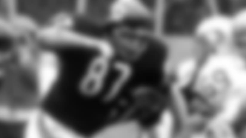 The defensive end, who attended Proviso East High School and the University of Illinois, played 10 seasons with the Bears and was an integral member of the 1963 NFL championship team.