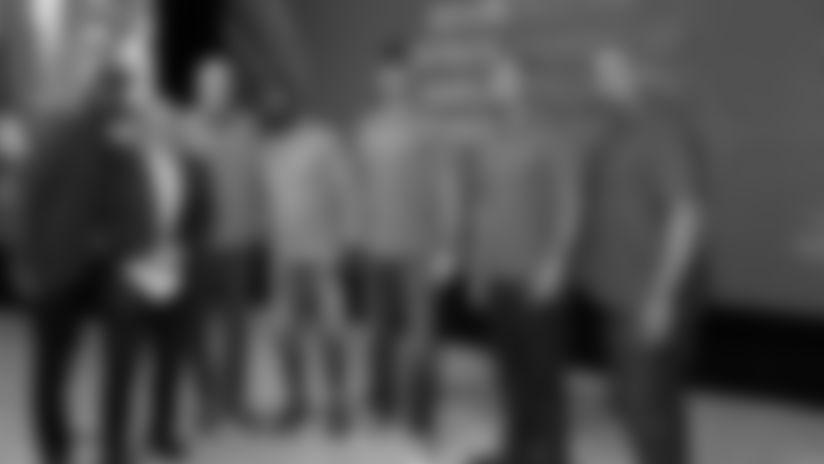 Legacy Panel – 06' NFC Championship