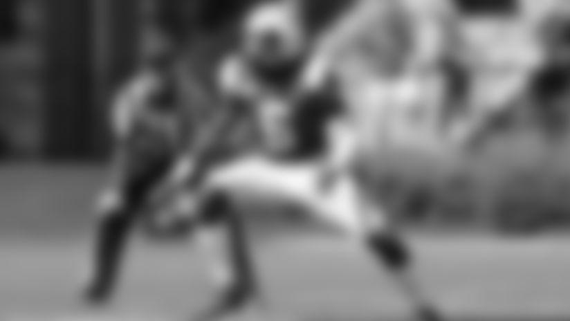 LSU linebacker Jacob Phillips plays against Vanderbilt in the second half of an NCAA college football game Saturday, Sept. 21, 2019, in Nashville, Tenn. LSU won 66-38. (AP Photo/Mark Humphrey)