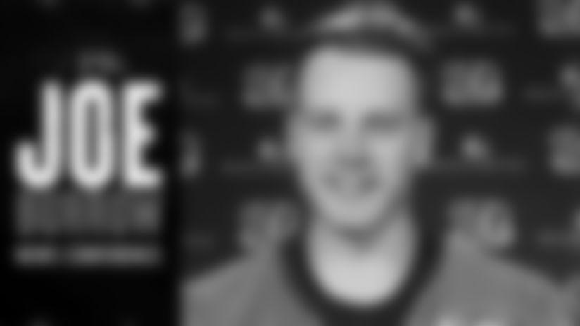"Joe Burrow: ""I'm here to win games and win championships"""